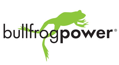 Bullfrog Powered Company logo