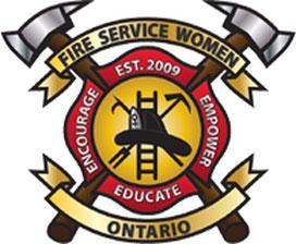 Fire Service Women Ontario logo