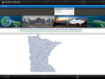 Airview website thumbnail